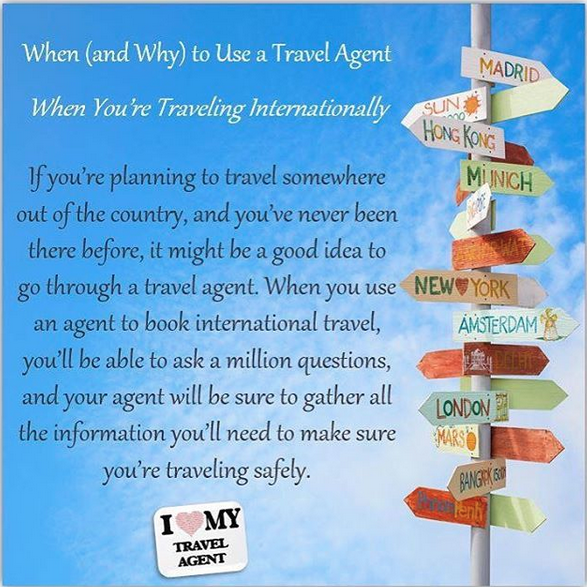 10 Reasons Travelers Still Need a Travel Agent