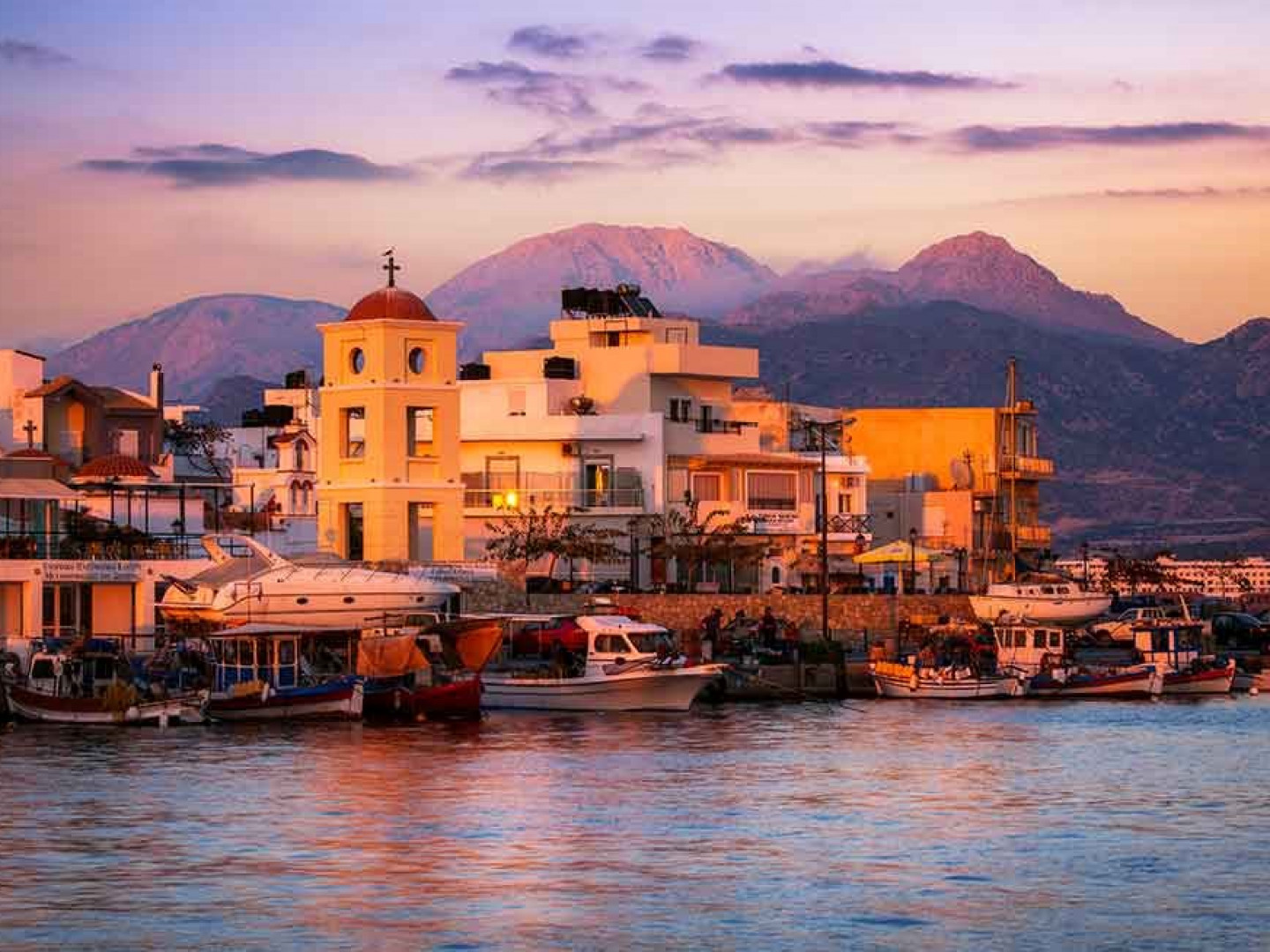 2. Crete is the largest of all the Greek islands.